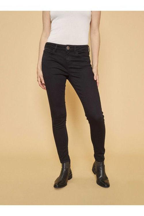 Mos Mosh Alli core jeans sort