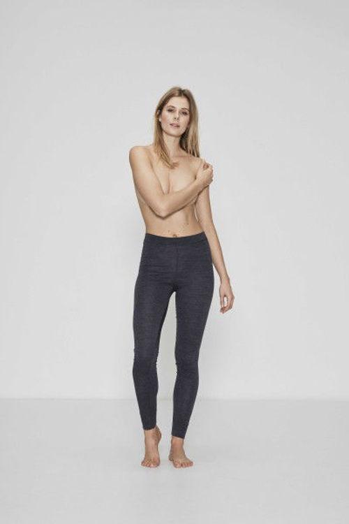 JBS of Denmark leggings uld koksgrå