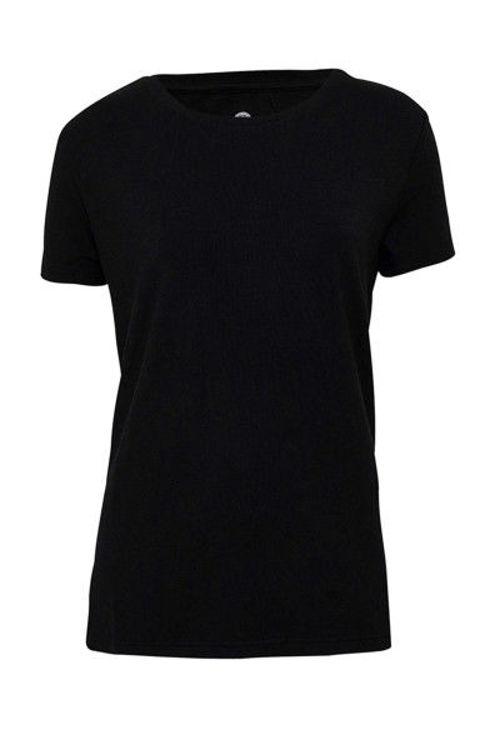 JBS of Denmark basic T-shirt bambus sort