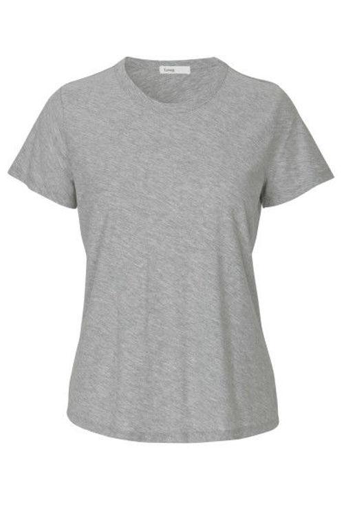 Leveté Room Any T-shirt rund hals grå