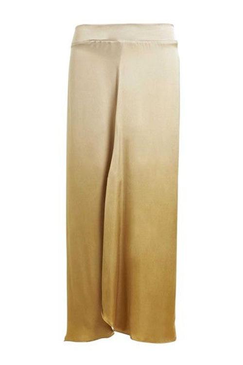 Rabens Saloner Ima Tulip nederdel gold