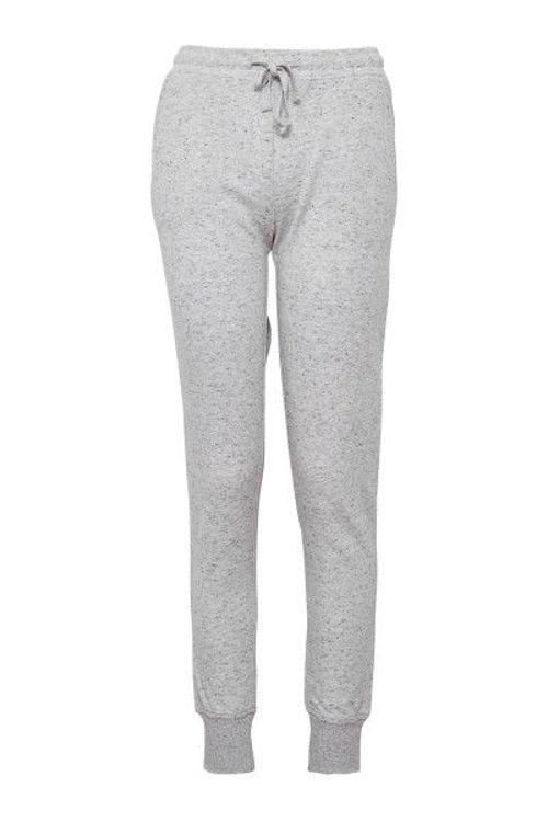 JBS of Denmark loungewear sweatbuks bambus lysegrå