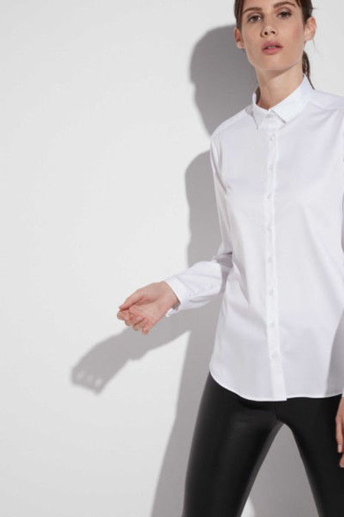 Eterna Modern Classic skjorte hvid