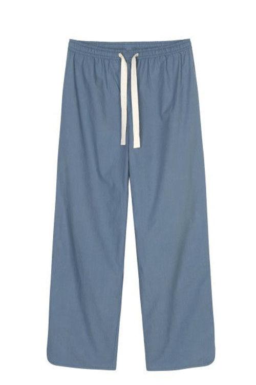 Aiayu Pyjamas poplin ocean