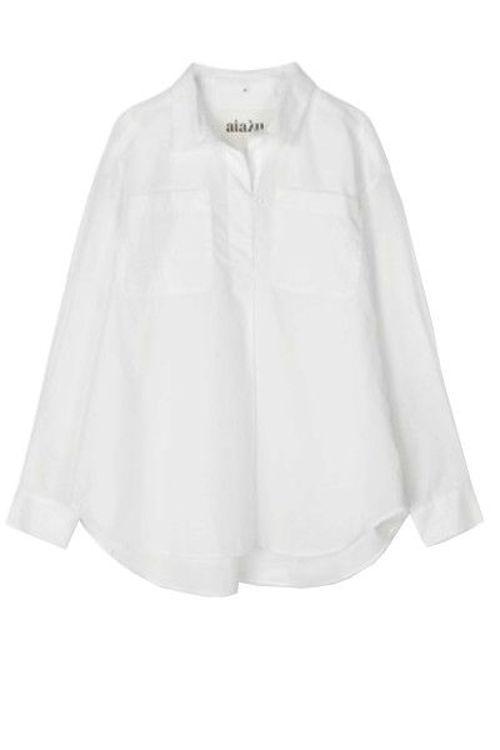 Aiayu Shirt Tunic hvid