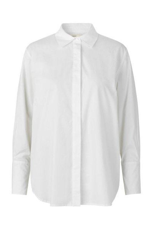 Levetè Room Hina skjorte hvid