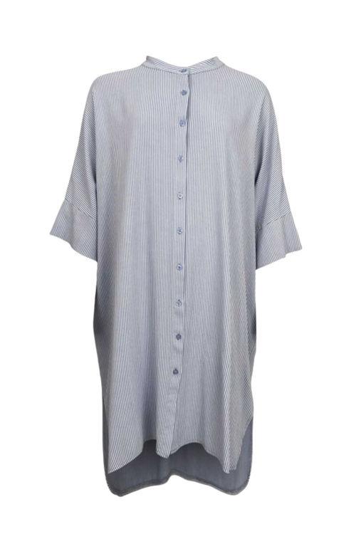Black Colour Isolde oversized shirt flere modeller