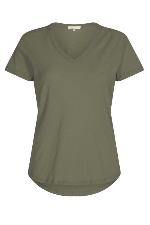 Levetè Room LR-Any 2 T-shirt army