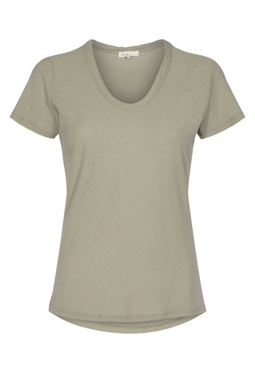 Levetè Room LR-Any 2 T-shirt sand
