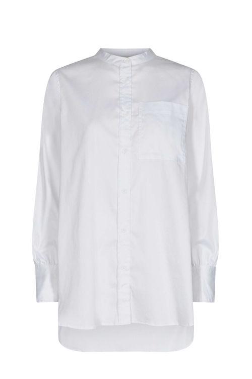 Levetè Room LR-Isla Solid 23 skjorte hvid