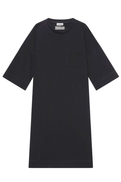 Ganni T-shirt midi kjole flere farver