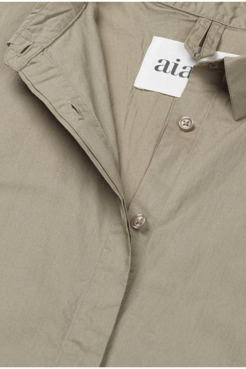 Aiayu skjortekjole flere farver