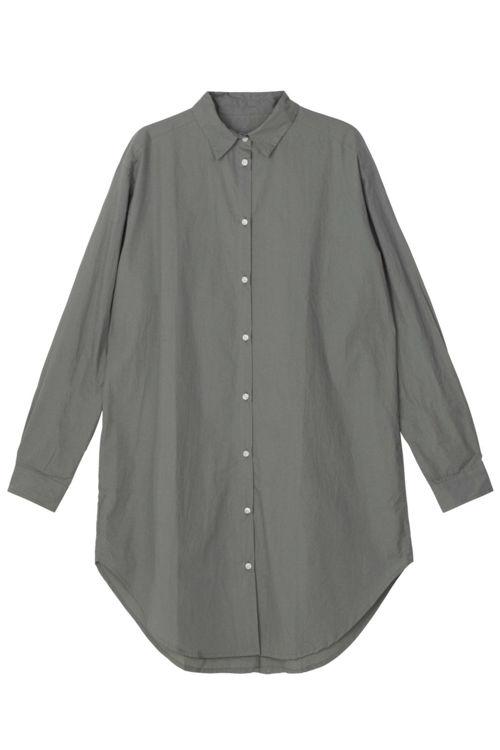 Aiayu Hindu lang skjorte khaki