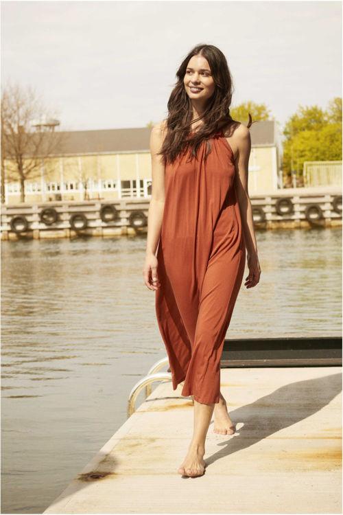 Moshi Moshi Mind Willa kjole arabian spice