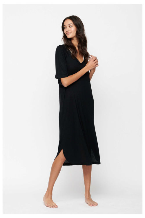 Moshi Moshi Mind Breeze kjole sort