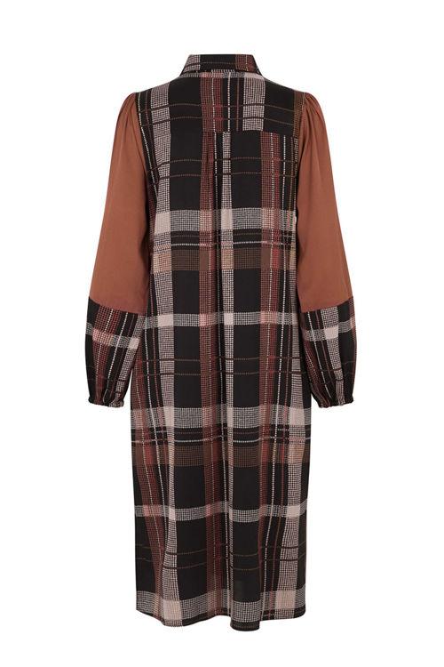 Second Female Rosina kjole print