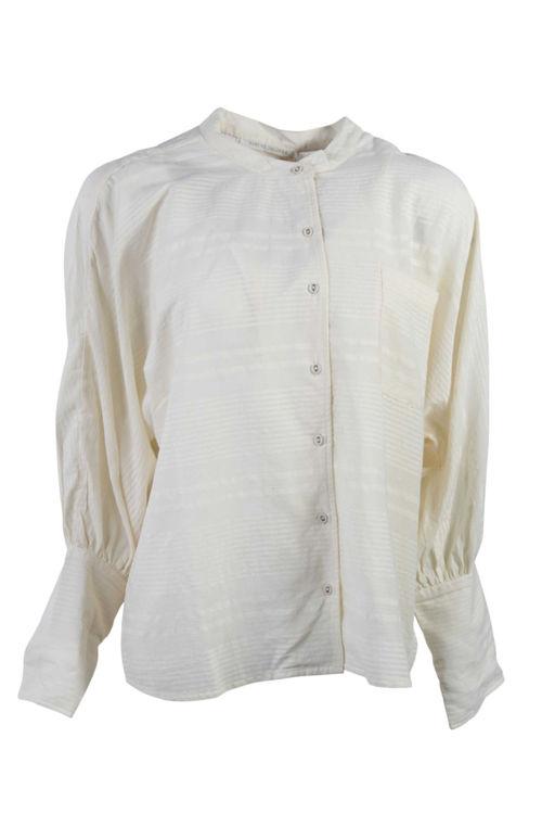 Rabens Saloner Damina skjorte off white